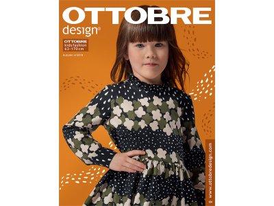 Ottobre design Kids Herbst 4/2018