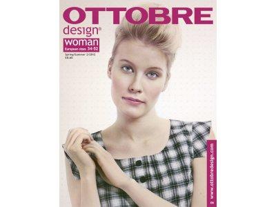 Ottobre design Woman Frühjahr/Sommer 2/2012