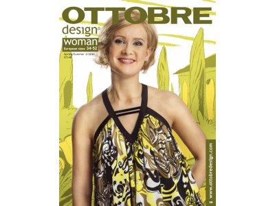 Ottobre design Woman Frühjahr/Sommer  2/2010