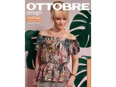 Ottobre design Woman Frühjahr/Sommer 2/2017