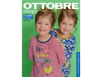 Ottobre design Kids Frühjahr 1/2016