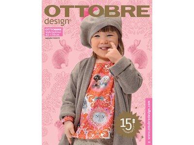 Ottobre design Kids Herbst 4/2015