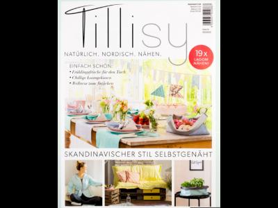 Zeitschrift Tillisy Ausgabe 2 Frühjahr 2019