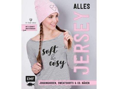 """Buch """"Alles Jersey - Jogginghosen, Sweatshirts & Co """""""