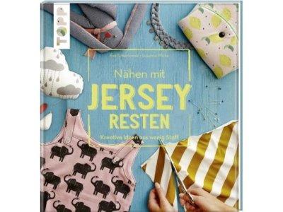 """Buch """"Nähen mit Jersey-Resten"""""""