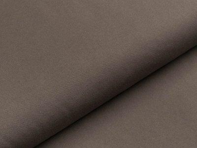 Stretch-Jeans Twill - uni dunkles grau