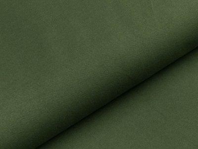 Stretch-Jeans Twill - uni flaschengrün