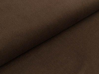 Feincord Babycord - uni - dunkles braun