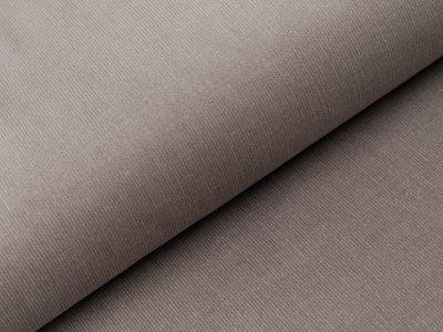 Feincord Babycord - uni - grau