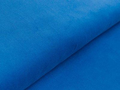 Feincord Babycord - uni - kobaltblau