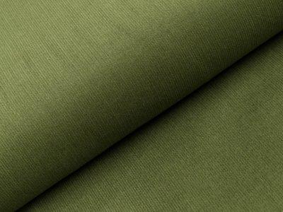 Feincord Babycord - uni - waldgrün