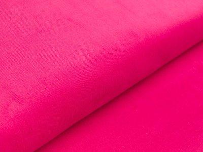 Feincord Babycord - uni - pink