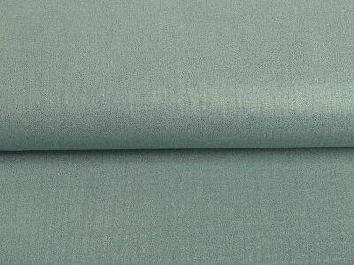 Musselin Double Gauze mit Glitzerfäden - uni mint