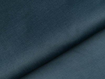 Velvet by Tillisy - uni jeansblau