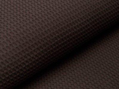 Waffelpiqué Baumwolle - Waffeloptik - khaki