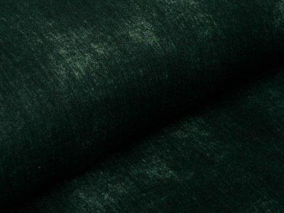 Musselin Baumwolle Hydrofiel Double Gauze Snoozy - zerknitterte Jeansoptik - uni olivgrün