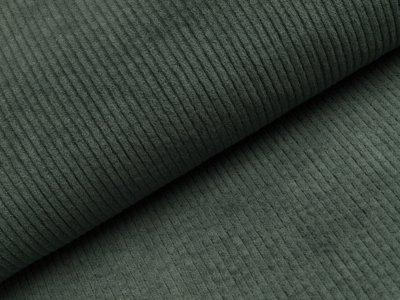 Elastischer Cord - dunkles grün