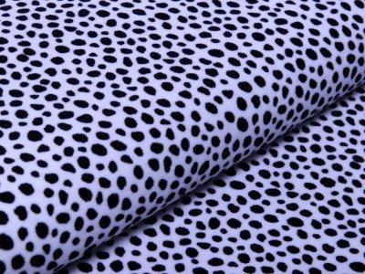 Nicki - Dots - wollweiß