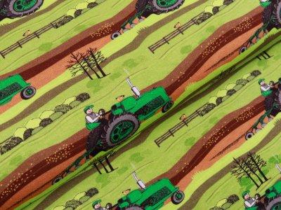 Jersey KATINOH - Held vom Feld - grün