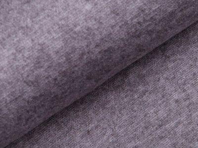 Jersey Strickstoff - meliert grau