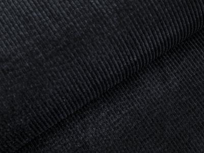 Cord - uni schwarz