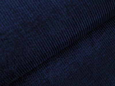 Cord - uni nachtblau