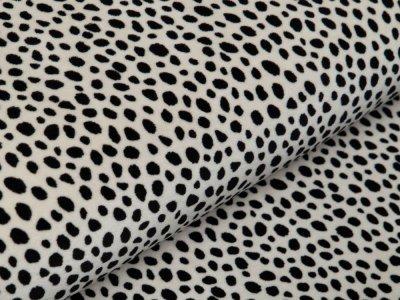Nicki - Dots - helles beige