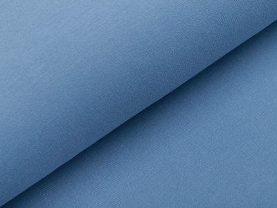 Angerauter Sweat Jolieno - uni jeansblau