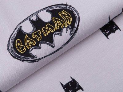 Jersey Digitaldruck - Batman - grau
