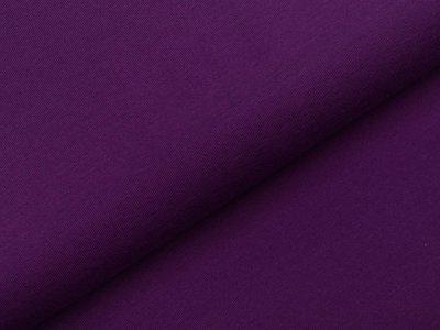 Jersey Fashion - uni lila