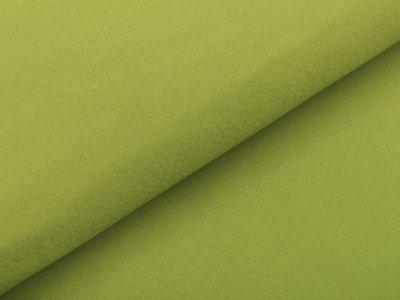 Jackenstoff Softshell - uni grün
