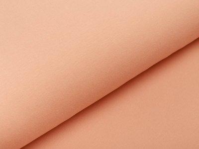 Angerauter Sweat Jolieno - uni pastellorange