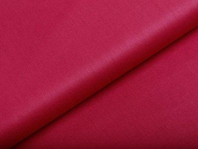 Webware Popeline Baumwolle Organic Cotton - uni fuchsia