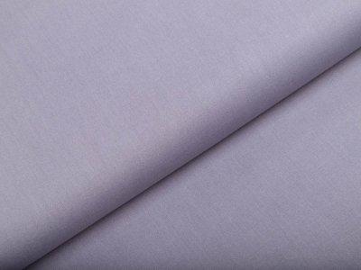 Webware Popeline Baumwolle Organic Cotton - uni grau