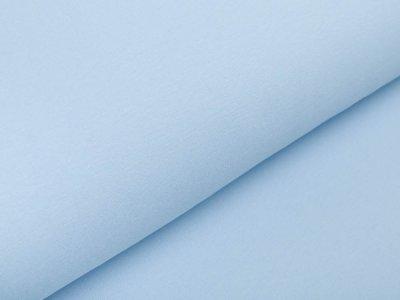 Angerauter Sweat Jolieno - uni blau