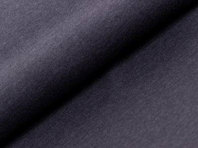 Piqué Stoff - extra weich - Jeansoptik