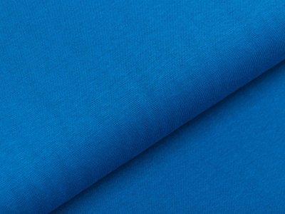 Glattes Bündchen im Schlauch Heike Swafing 100 cm breit - dunkles türkis