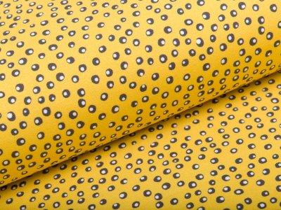 Jersey Swafing Little King - verschiedene Punkte - gelb