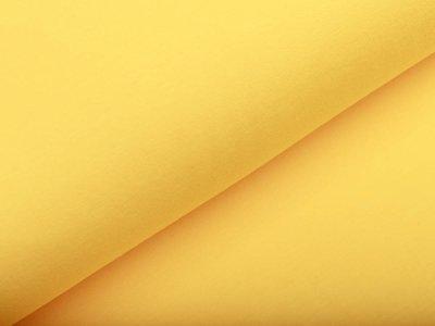 Organic Jersey uni - gelb
