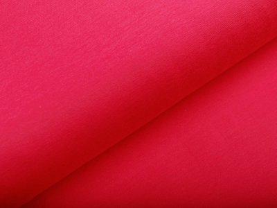 Organic Jersey uni - pink