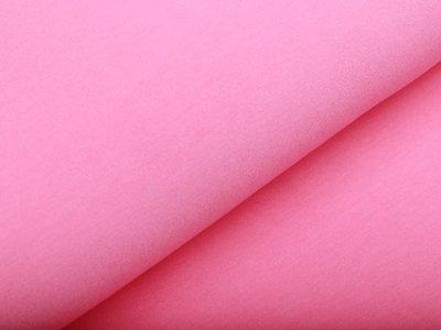 Organic Jersey uni - rosa