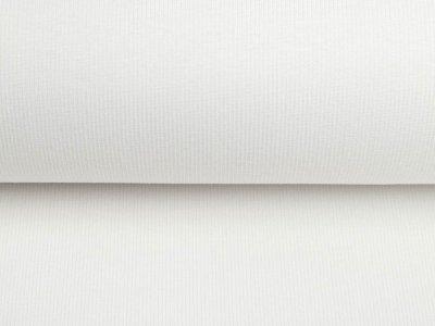Webware Popeline Baumwolle Digitaldruck - Baumwollknospen - weiß