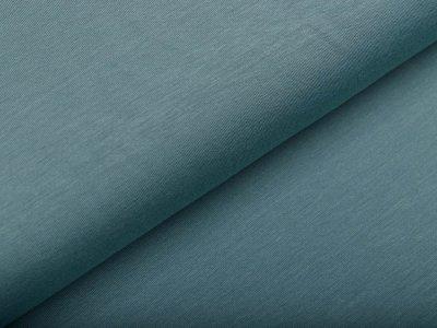 Hochwertiger Bambus Jersey - uni altmint