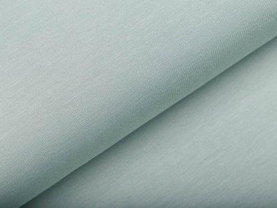 Hochwertiger Bambus Jersey - uni mint