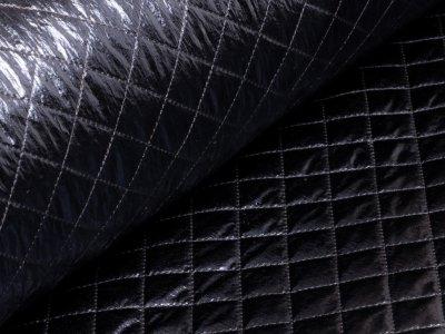 Rautenstepper klein - Hologramm - schwarz