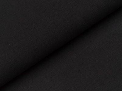 Sweat Softtouch - uni schwarz