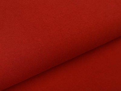 Glattes Bündchen im Schlauch Amy Swafing - uni terrakotta