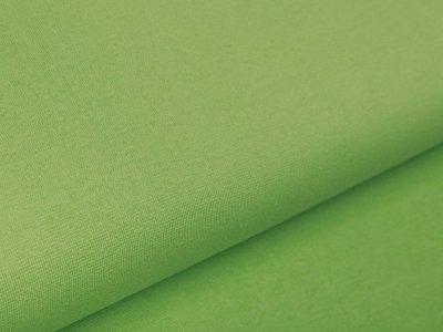 Glattes Bündchen im Schlauch Amy Swafing - uni helles grün