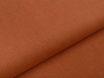 Glattes Bündchen im Schlauch Amy Swafing - uni ocker