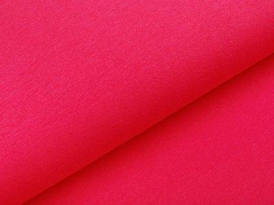 Leicht angerauter Sweat Swafing Eike - uni pink